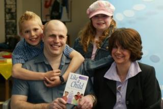 miles family photo