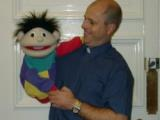 tony and puppet image